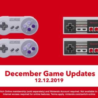 Estos son los juegos de NES y SNES que llegarán a Nintendo Switch Online en diciembre (2019)