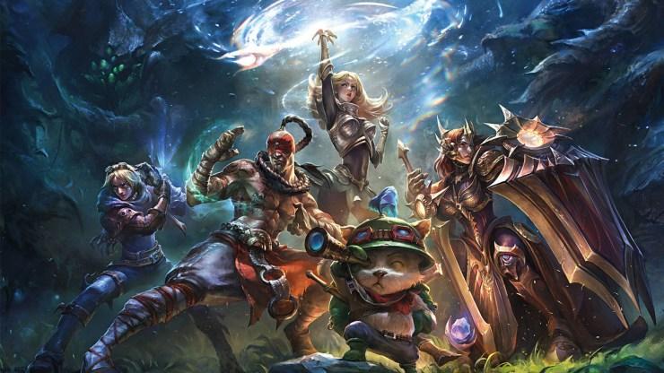 Golden League - League of Legends