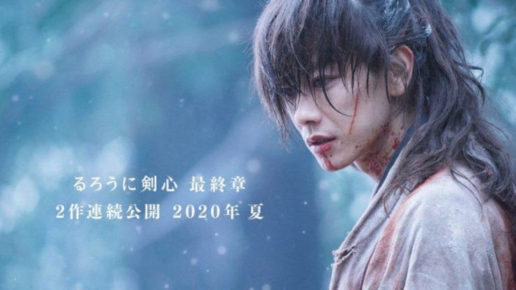 Rurouni Kenshin nuevas películas