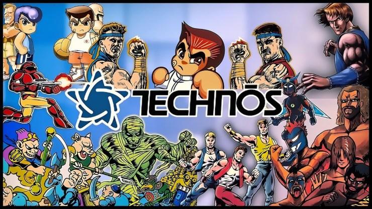 (Code Shifter) En el 2015 Arc System Works obtuvo los derechos de todas las franquicias de Technōs, entre las cuales se encuentran Double Dragon y River City.