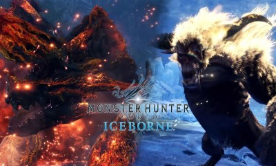 Monster Hunter World: Iceborne variantes