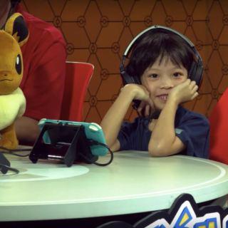 Una niña de 7 años es la ganadora del Campeonato internacional Junior de Pokémon en Oceanía