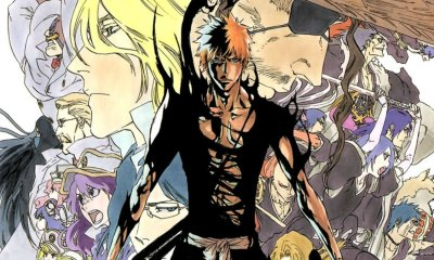 regreso de Bleach