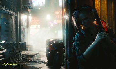 Cyberpunk 2077 mujer