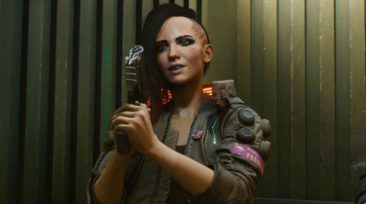 Cyberpunk 2077 protagonista femenina