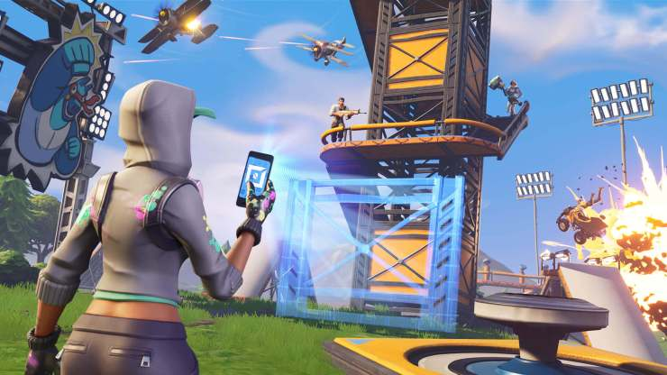Fortnite Fiebre creativa