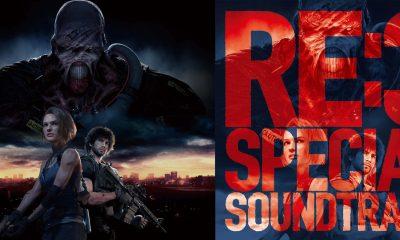 Resident Evil 3 Spotify