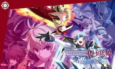Under Night In-Birth: