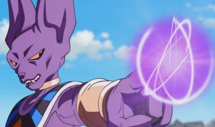 Dragon Ball Z: Kakarot Beerus