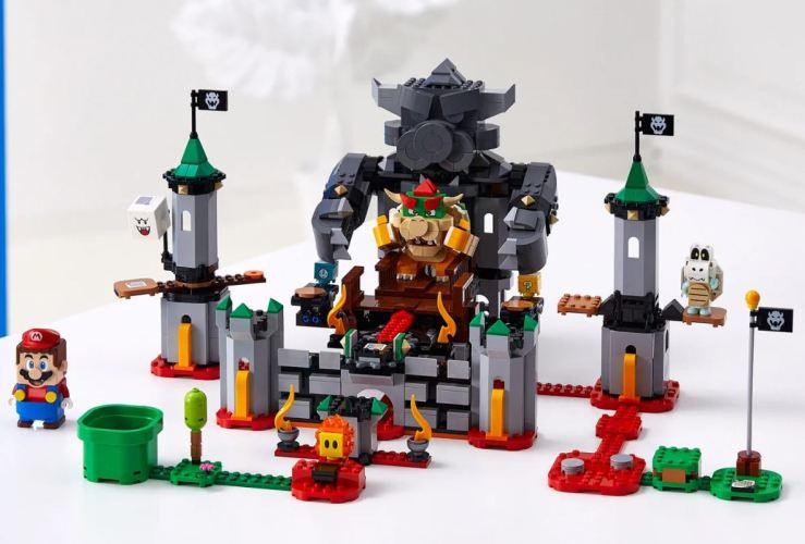 LEGO Super Mario Castillo de Bowser
