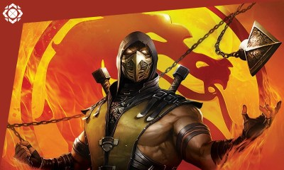 Mortal Kombat Legends: Scorpion's Revenge reseña