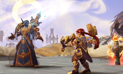 World of Warcraft: Shadowlands subir de nivel