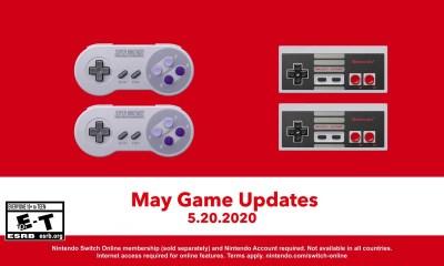 Nintendo Switch Online Mayo