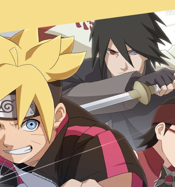 Road to boruto reseña