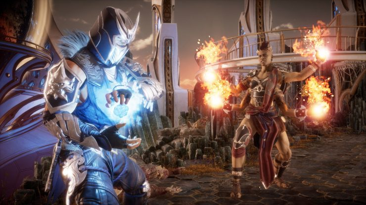 Mortal Kombat 11 Aftermath Sheeva