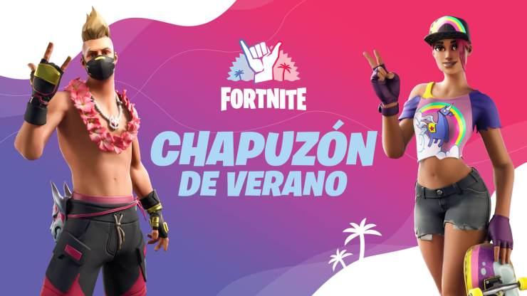 Fortnite - Chapuzón de Verano 2020