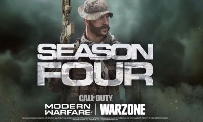 Call of duty season 4