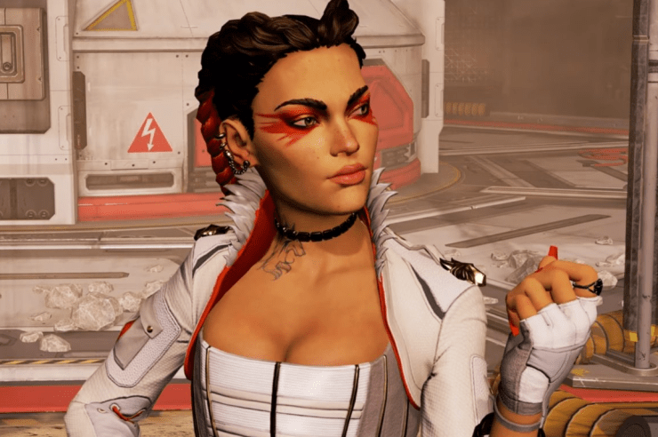 personajes latinas Loba Apex Legends