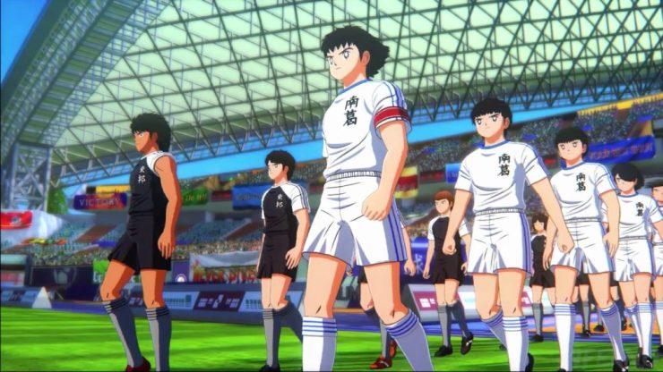 Captain Tsubasa (2020)