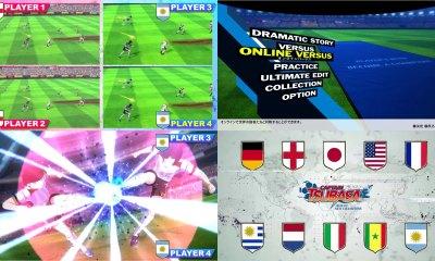 juega en línea en Captain Tsubasa: Rise of New Champions