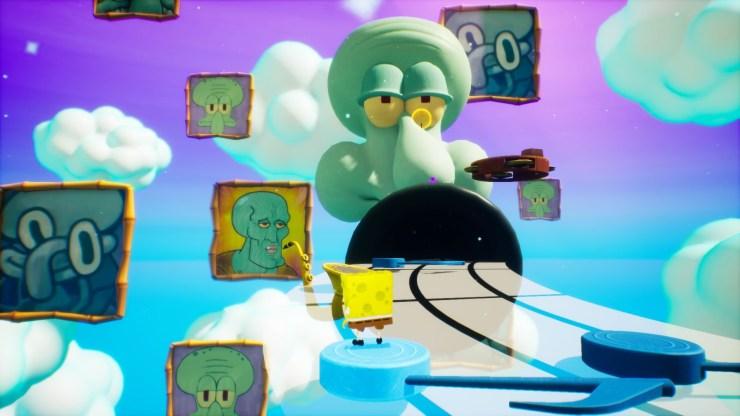 SpongeBob SquarePants: Battle For Bikini Bottom - Rehydrated - Bob Esponja
