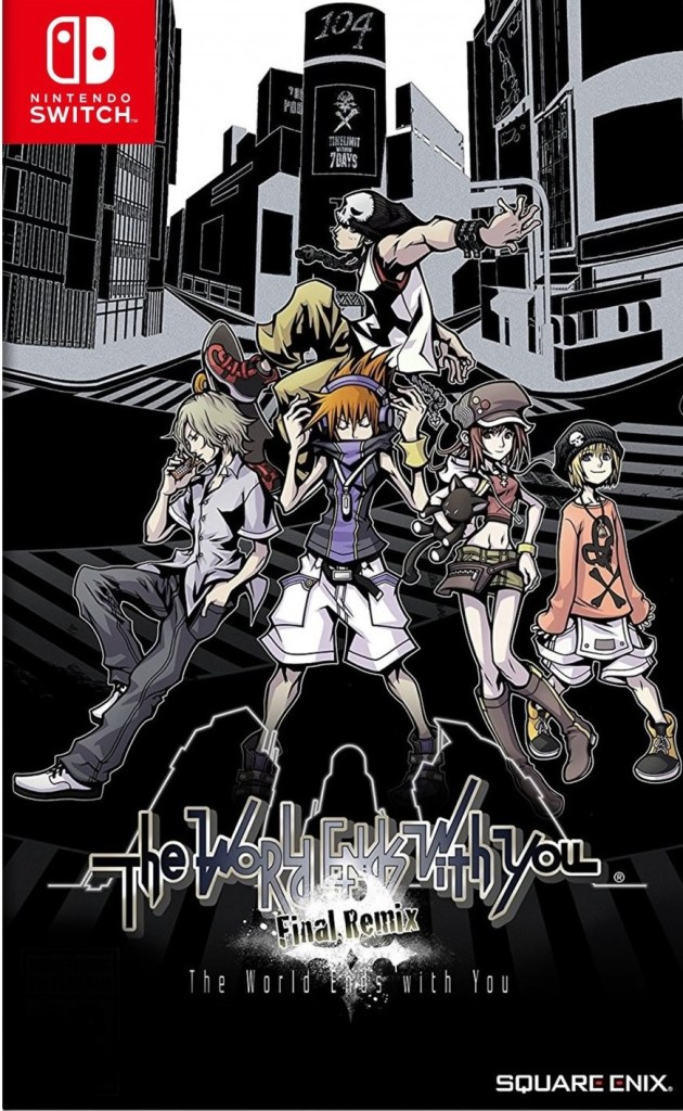 Anime de The World Ends With You