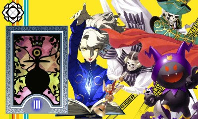 guía Persona 4 Golden