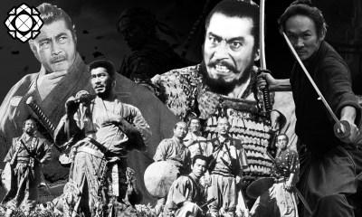 Ghost of Tsushima películas de samuráis