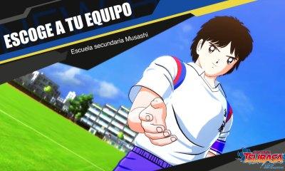 Captain Tsubasa El nuevo héroe