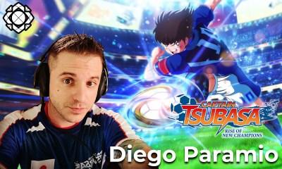 Diego Paramio Captain Tsubasa
