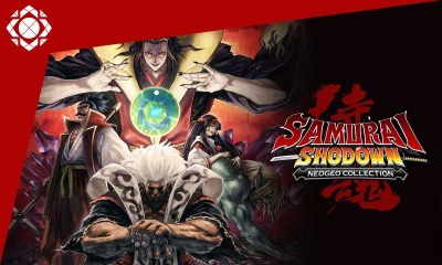 Samurai Shodown: NeoGeo Collection