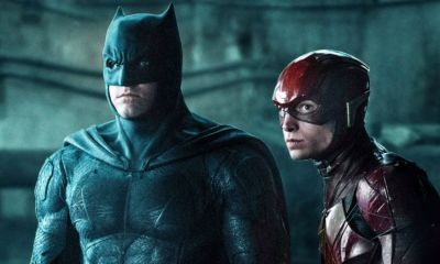 Batman Ben Affleck Flash