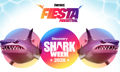 Shark Week Fortnite