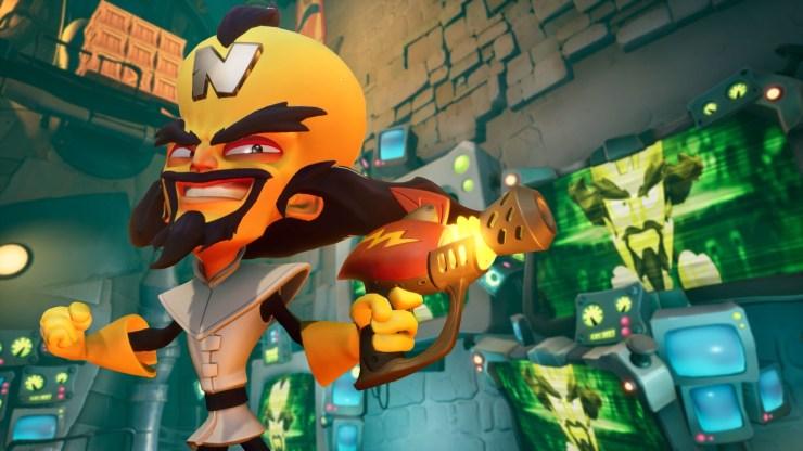 Crash Bandicoot 4: It's About Time - demo