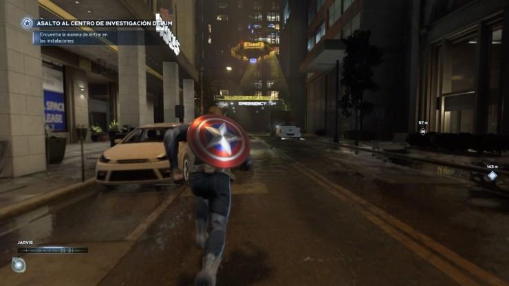 Avengers juego