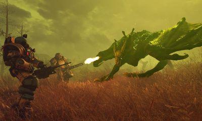 Fallout 76 actualización 22