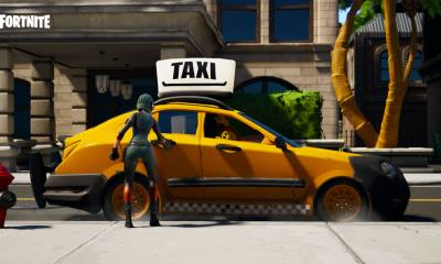 Fortnite Taxis Picados