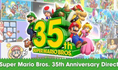 Super Mario 35 Nintendo Direct
