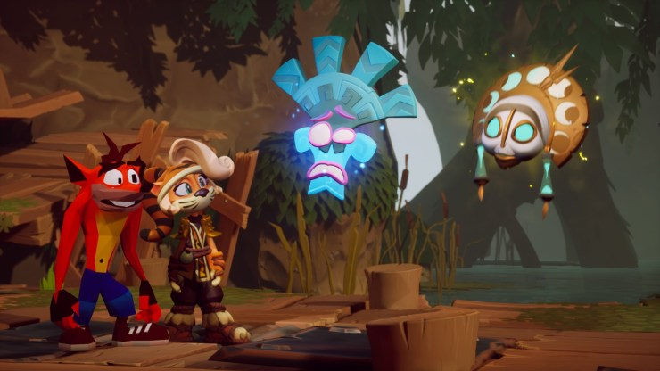 Crash Bandicoot 4 It's About Time reseña