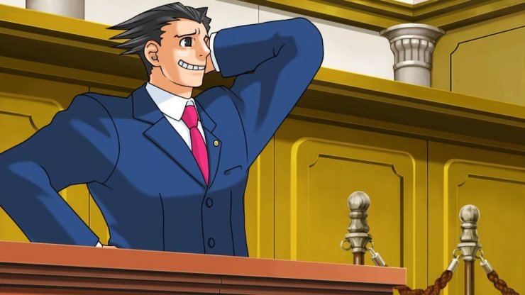 Phoenix Wright Ace Attorney Capcom