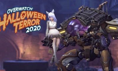 overwatch halloween diseños desafíos