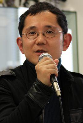 Shu Takumi, director de las primeras tres entregas de Ace Attorney