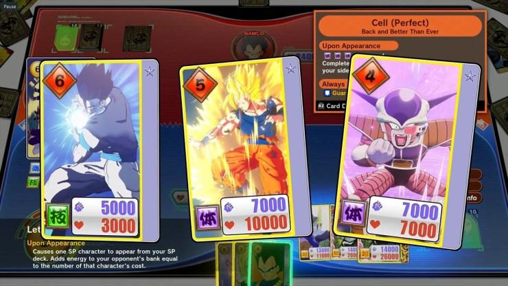 Card Warriors Dragon Ball Z: Kakarot