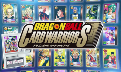 DBZ Card Warriors