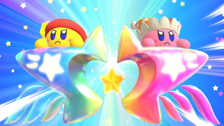 Kirby Fighters 2 crítica