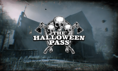 Red Dead Online Halloween Pass