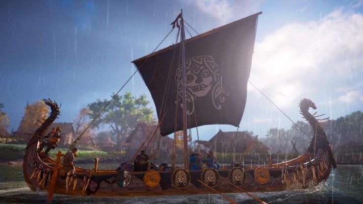 Assassin's Creed ac Valhalla análisis