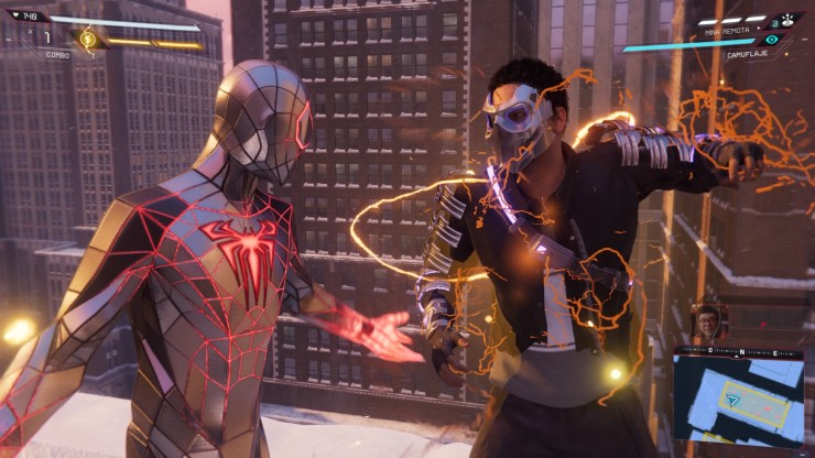 Marvel's Spider-Man: Miles Morales reseña review crítica analisis PS5 PS4 PlayStation 4 PlayStation 5