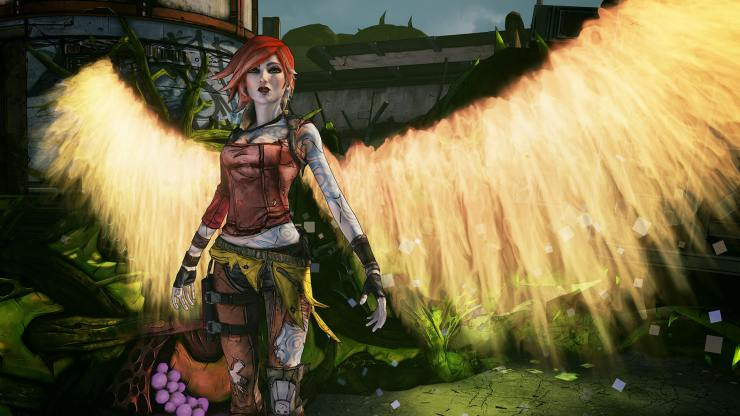 Borderlands 2 dlc gratis switch comandante lilith