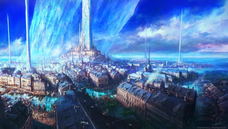 Final Fantasy XVI Historia